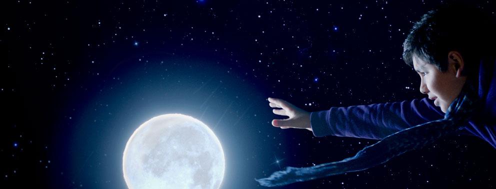 De Maan van Anouar (Short)