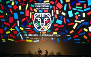 IFFR; International Film Festival Rotterdam