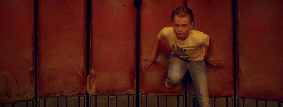 Louis van het reuzenrad