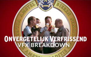 VFX Breakdown – Amstel radler