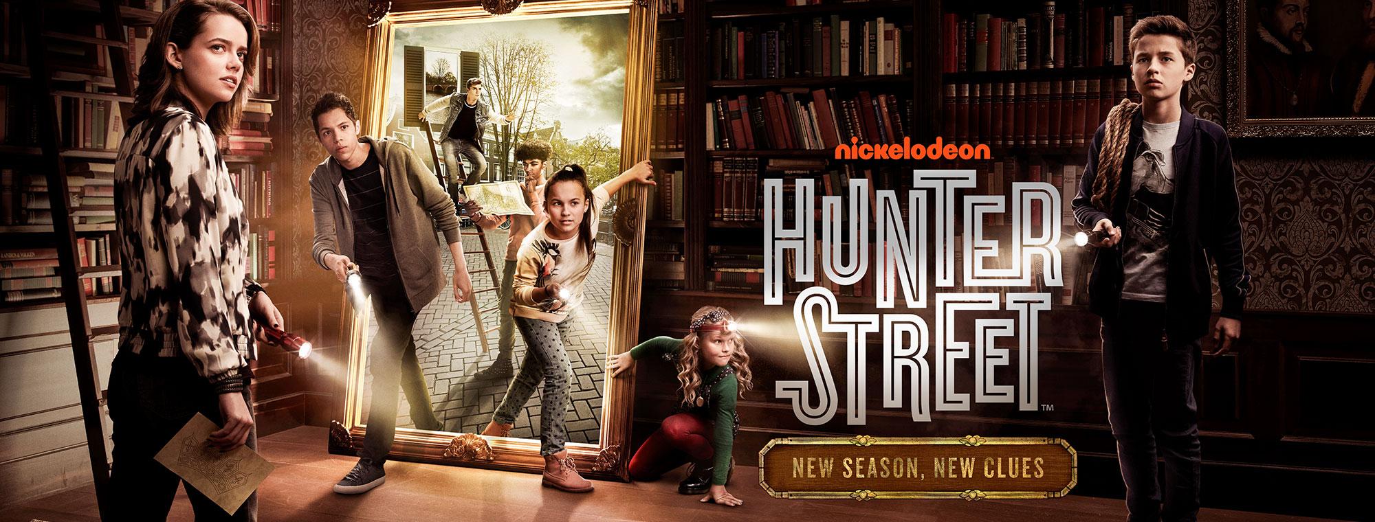 Hunterstreet SEASON 2