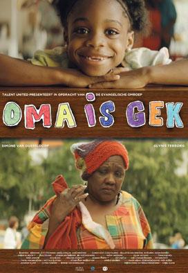 Oma is Gek