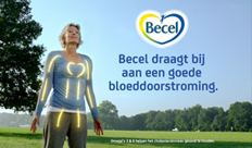 Becel – Extra Omega