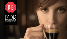Douwe egberts – L'Or Expresso