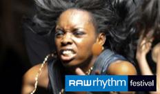 Raw rhythm festival