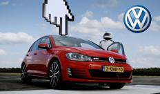 Volkswagen – GTI Bannerbahn
