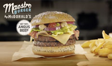 MC Donalds – Maestro Burger