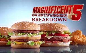 VFX Breakdown – McDonalds