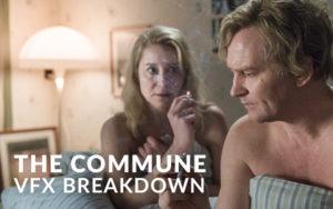 VFX breakdown – The Commune