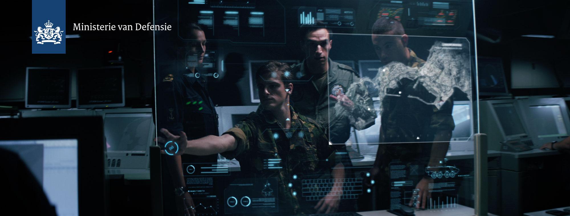 Ministerie van Defensie – Techniek