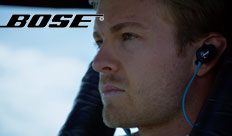 Bose – F1 Nico Rosberg
