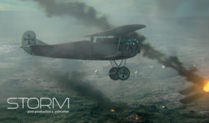 A tribute to Fokker – A visual effects case study