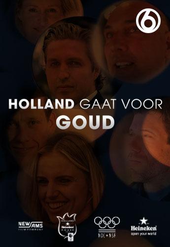 Holland gaat voor goud