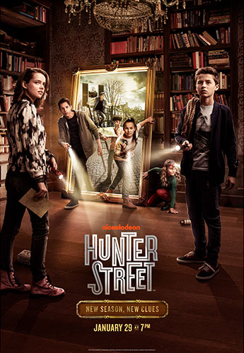 Hunter Street – season 2