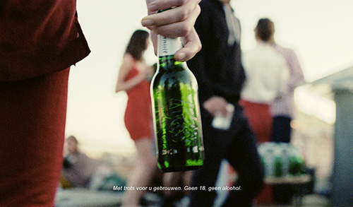 Grolsch Kornuit – Made of moments