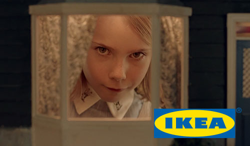 Ikea – Deal with the dark