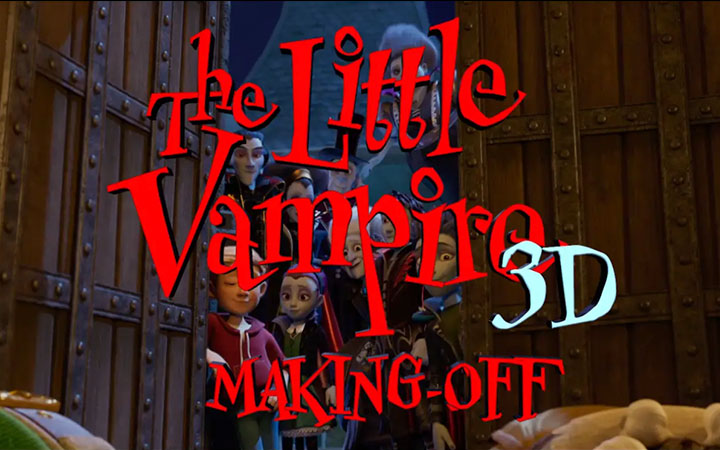 Making-of – The Little Vampire
