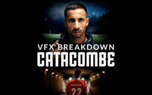 VFX Breakdown – Catacombe