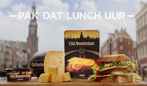 Old Amsterdam – Lunch