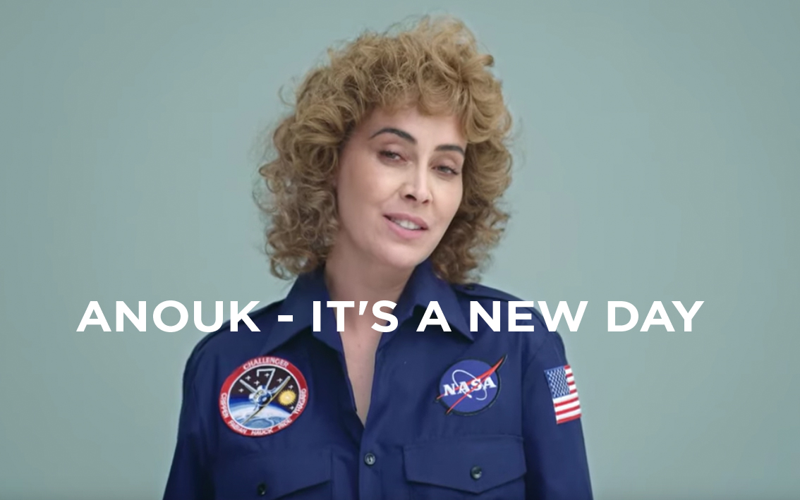 Anouk – It's A New Day [Official Video]