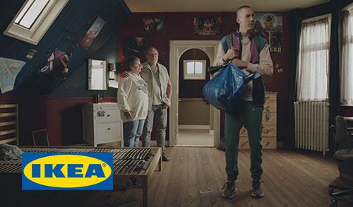 Ikea – Eindelijk de ruimte
