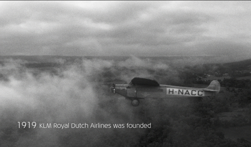 KLM 100 years commercial – VFX Breakdown